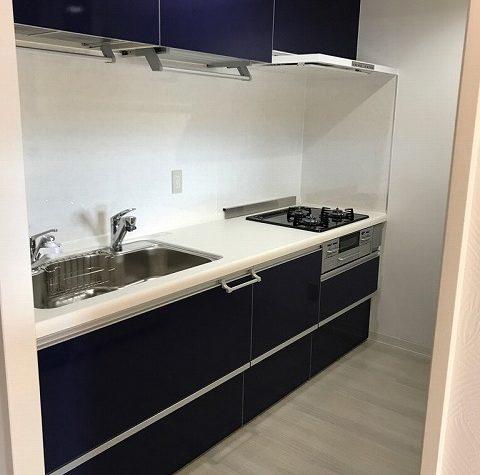 キッチンのリフォーム施工例