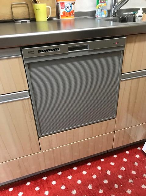 食洗機の交換リフォーム