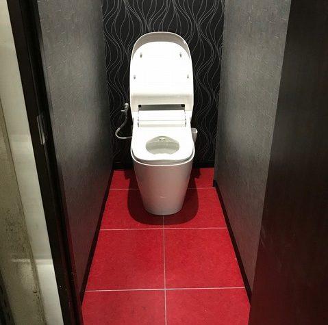 トイレのリフォーム施工例