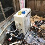 給湯器の交換